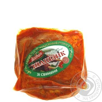 Шашлик Глобино барбекю из свинины