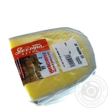 Сыр Добра Ферма Ранковый твердый 45% - купить, цены на Ашан - фото 2