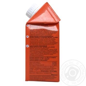 Молоко На здоровье детское ультрапастеризованное с 9 месяцев 3,2% 500г - купить, цены на Novus - фото 3