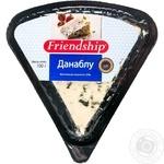 Сир Френшіп Данаблу класичний сичужний 50% 100г - купити, ціни на Ашан - фото 1