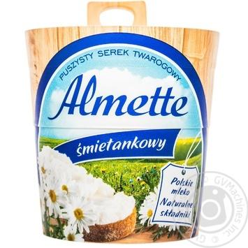 Сыр Hochland Almette сливочный 35% 150г - купить, цены на Восторг - фото 1