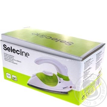 Selecline SW-2388 Iron for Travel - buy, prices for Auchan - photo 1
