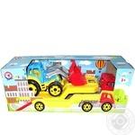 Іграшка Technok Автовоз з трактором