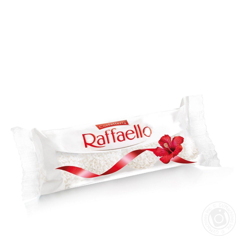 Конфеты Рафаэлло 300г — конфеты и батончики — Metro Интернет Магазин a224968ee6655