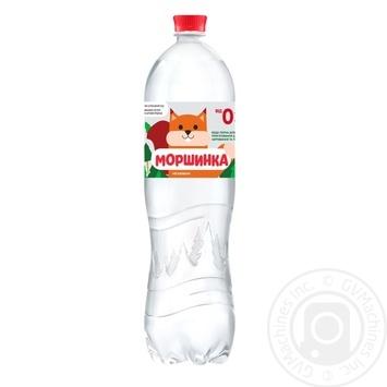 Вода питьевая Моршинка негазированная пэт 1,5л - купить, цены на Novus - фото 1