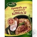 Приправа Любисток к домашней колбасе 30г