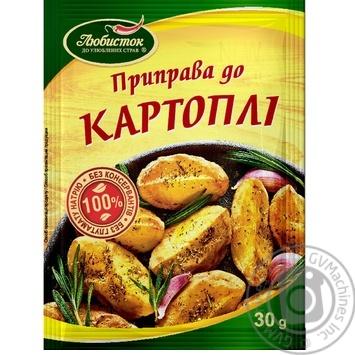 Приправа Любисток к картошке 30г