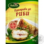 Spices Lyubystok for fish 30g sachet