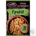 Приправа Любисток для маринования грибов 40г