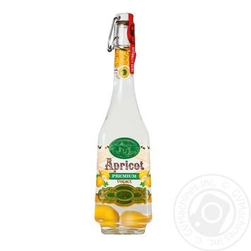 Apricot premium Vodka 40% 0,5l
