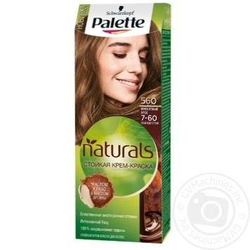 Краска для волос Palette Naturals 7-60 (560) Мускатный орех 110мл
