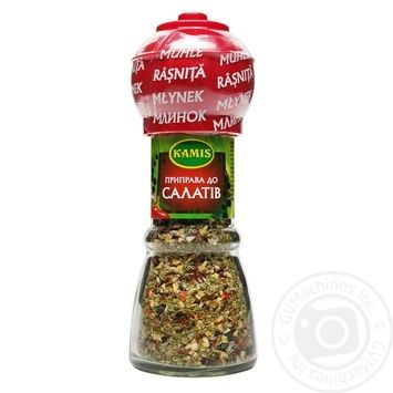Spices Kamis for salad 38g - buy, prices for Novus - image 1