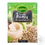 Spices black pepper Kamis white white ground 20g