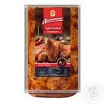 Крылышки Наша Ряба Аппетитная Азиатские цыпленка-бройлера охлажденные (вакуумная упаковка ~ 1,4кг)