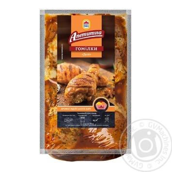 Голени Наша Ряба Аппетитная Дели цыпленка-бройлера охлажденные (вакуумная упаковка ~ 1,4кг)