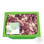 Сердце Наша Ряба цыпленка-бройлера охлажденное (вакуумная упаковка ~ 500г)