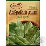 Spices lavr Lyubystok whole 10g