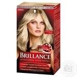 Краска для волос Brillance 811 Скандинавский блондин 142,5мл