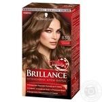 Краска для волос Brillance 830 Романтичный коричневый 142,5мл