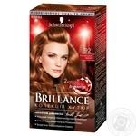 Cream-paint Brillance copper for hair 142.5мл