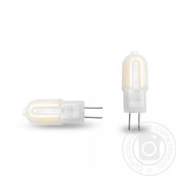 Лампа Eurolamp светодиодная квадратная G4 2W 3000K - купить, цены на Ашан - фото 2