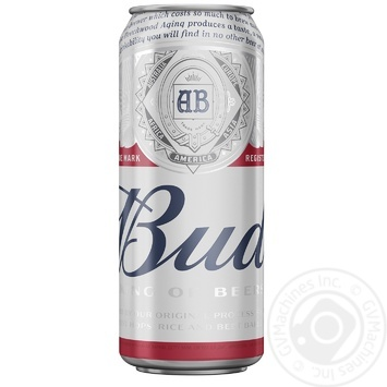 Bud Light Beer can 5% 0,5l - buy, prices for Furshet - image 1