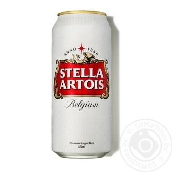 Stella Artois Blonde Beer 0,5l can