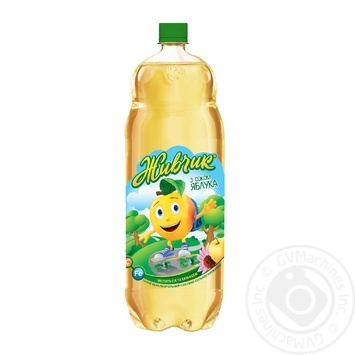 Zhivchik with apple juice non-alcoholic juice-containing sparkling drink 2l - buy, prices for Novus - image 3