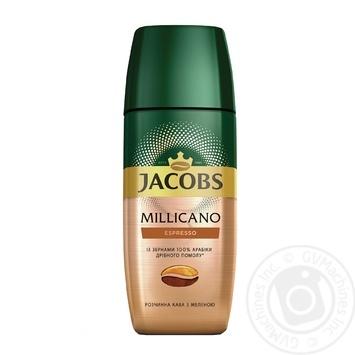 Кофе растворимый Jacobs Millicano Espresso 95г