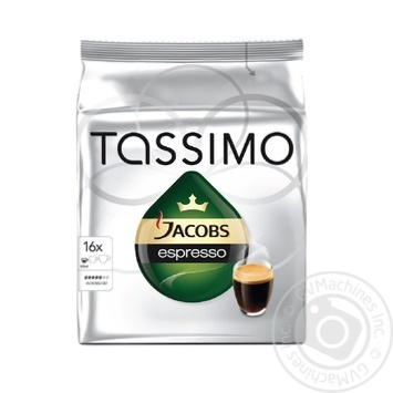 Jacobs Taccimo Espresso ground coffee 119g - buy, prices for MegaMarket - image 1