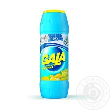 Порошок для чистки Gala Лимон 500г - купить, цены на Ашан - фото 2
