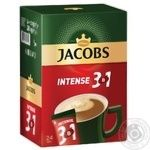 Jacobs Intense 3in1 instant coffee 24*13.5g