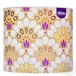 Салфетки Kleenex Овал Декор в коробке