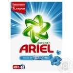 Стиральный порошок Ariel 2в1 Lenor Effect автомат 450г