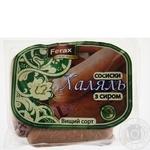Сосиски Ferax Халяль с сыром высший сорт - купить, цены на Ашан - фото 3