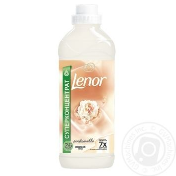 Fabric Softener Lenor Parfumelle Pearl peony 930ml