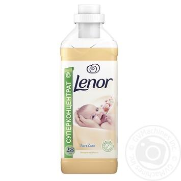 Кондиционер для белья Lenor Миндальное масло для чувствительных кожи 1000мл