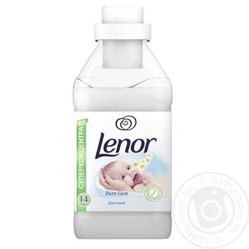 Fabric Softener Lenor For sensitive skin 500ml