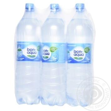Вода Бонаква негазированная 1,5л - купить, цены на Метро - фото 1