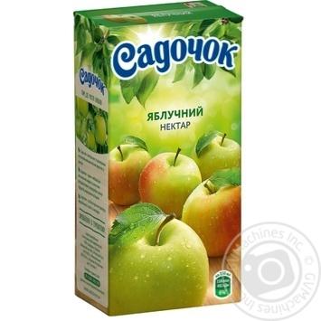 Sadochok apple nectar 0,5l - buy, prices for Furshet - image 1