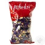 Конфеты Roshen Candy Nut карамель с арахисом с хрустящей рисом