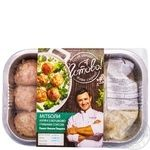 Gotovo! with cream-mushrooms chicken precooked cutlet 490g