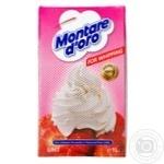Сливки Montare D'oro кондитерские растительные 26% 1л