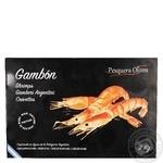 Seafood shrimp Lanzal frozen 2000g