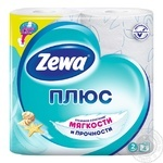 Toilet paper Zewa blue 4pcs