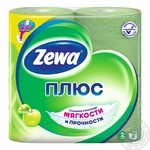 Toilet paper Zewa green 4pcs