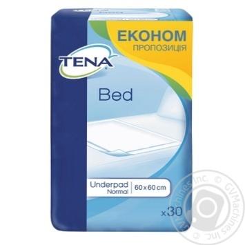 Пеленки Tena Bed Normal 60x60 30шт