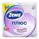 Toilet paper Zewa Plus 4pcs