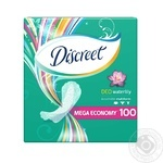 Liners Discreet Deo Water Lily 100pcs