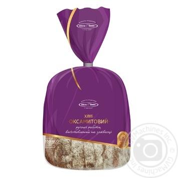 Хліб Київхліб Оксамитовий половина нарізка 350г - купити, ціни на CітіМаркет - фото 1
